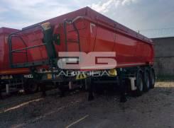 Kassbohrer. Самосвальный полуприцеп DL 24 м?, 39 000 кг.