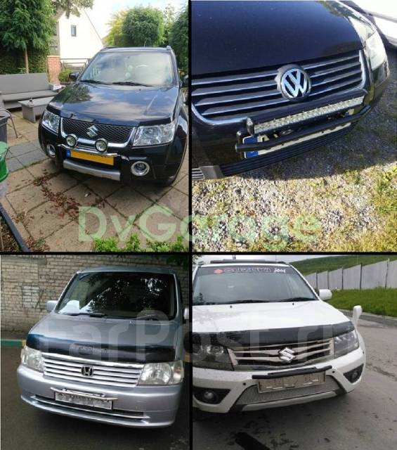 Рейлинг. Honda: Freed Spike, Torneo, Crossroad, Acty Truck, Capa, Fit, Ascot, Prelude, S-MX, Stepwgn, Inspire, Fit Shuttle, Civic Ferio, CR-V, Avancie...