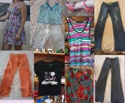 Платья джинсовые. 42, 44