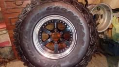 Продаю колеса 12.5Х37 R 17 на разборных дисках. 9.0x17 6x139.70 ET-25 ЦО 110,1мм.