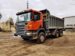Scania P380. Грузовик самосвал . Год выпуска 2008, 11 700 куб. см., 26 000 кг.