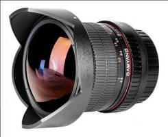 Samyang 8mm f/3.5 AS IF UMC Fish-eye CS II Nikon ! Низкая Цена ! Скупка. Для Nikon