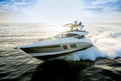 Searay. 2017 год год, длина 19,84м., двигатель стационарный, 1 150,00л.с., дизель. Под заказ