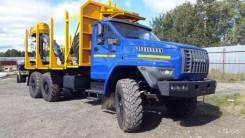 Урал 4320. Продам Сортиментовоз УРАЛ-NEXT на шасси УРАЛ-4320-6952-72Г38, 285 куб. см., 12 500 кг.