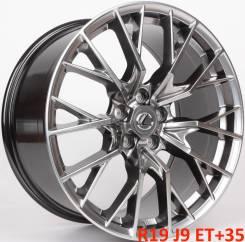 Lexus. 9.0x19, 5x114.30, ET35, ЦО 60,1мм.