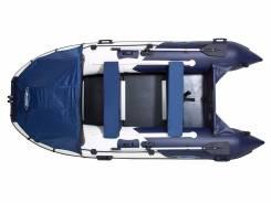 Гладиатор. Год: 2017 год, длина 4,00м., двигатель подвесной, 30,00л.с., бензин. Под заказ