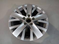 Диски колесные. Volkswagen Golf, 5K1 Двигатели: BSE, CHGA, CBZB, CAYC, CAXA, CCSA, CRZA, CDLF, CBDB, CBAB, CFGB, CGGA, CFFB, CBBB, BSF, CBZA, CAYB, CC...