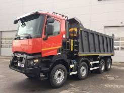 Renault. Продажа самосвала K460 8x4 2017 г, 11 000 куб. см., 26 000 кг.