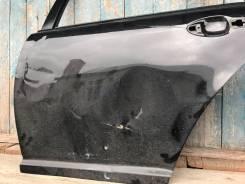 Дверь задняя левая Avensis 2