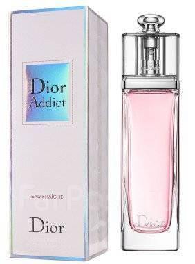 духи Dior Addict парфюмерия во владивостоке