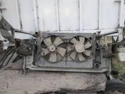 Радиатор охлаждения двигателя. Toyota Vista Ardeo