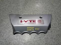 Крышка двигателя. Honda: Stream, CR-V, FR-V, Edix, Civic, Stepwgn, Accord Tourer, Civic Type R, Integra, Accord Двигатели: K20A, K20B, IVTEC, K20A1, K...