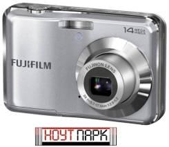 Fujifilm FinePix AV200. 10 - 14.9 Мп, зум: 3х