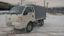 Kia Bongo III. Продам грузовик КИА Бонго 3 4WD, 2 900 куб. см., 1 000 кг.