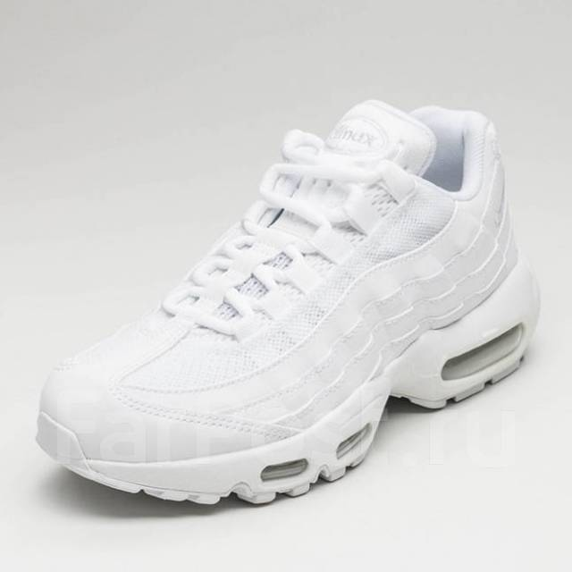 9552f2f6 Продам кроссовки Nike Air Max 95 White (36-40 размер) - Обувь в ...