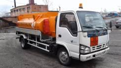 Isuzu NKR. Продам специализированный топливозаправщик 77 2007 г. в., 5 200 куб. см., 4,00куб. м.