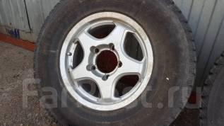 Колеса 275/70R16. 8.0x16 5x150.00 ET45 ЦО 110,0мм.