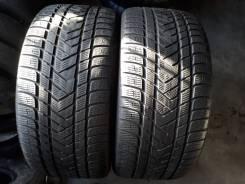 Pirelli Scorpion Winter. Зимние, без шипов, 2016 год, износ: 20%, 2 шт