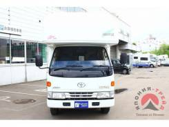 Toyota Dyna. дом на колёсах 4вд, рама LY161, 3L, 4вд, 2 800 куб. см. Под заказ