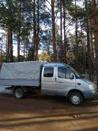 ГАЗ 330232. Продается фермер, 2 500 куб. см., 1 500 кг.
