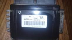 Блок управления двс. Chevrolet Spark, M200 Двигатель F8CV