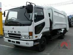 Mitsubishi Fuso. , 8м3 мусоровоз с двигателем 6D17, 8 200куб. см. Под заказ