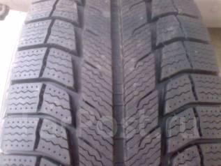 Michelin Latitude X-Ice 2. Зимние, без шипов, 2012 год, без износа, 2 шт