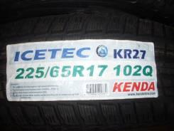 Kenda Icetec KR27. Зимние, без шипов, 2014 год, без износа, 4 шт
