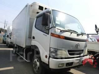 Toyota Dyna. рефрижератор мостовой. Механическое ТНВД, 4 600 куб. см., 2 000 кг. Под заказ