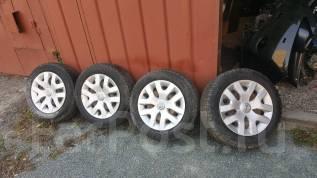 Зимние колёса yokohama 205/60R16. x16 5x114.30