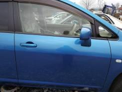Дверь боковая. Nissan Tiida, NC11 Двигатель HR15DE