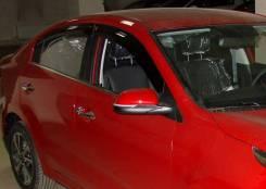 Ветровик на дверь. Kia Rio, FB Двигатели: G4FG, G4LC