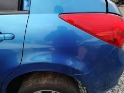 Крыло. Nissan Tiida, NC11 Двигатель HR15DE