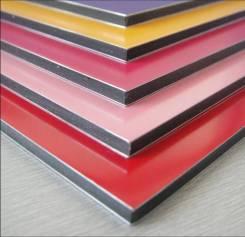 Куплю алюминиевые композитные панели или обрезки более 1 м. кв