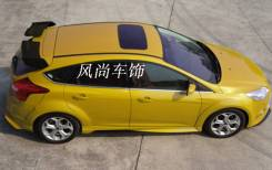 Обвес кузова аэродинамический. Ford Focus, CB8. Под заказ