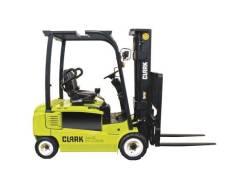 Clark GEX20s. Электрический вилочный погрузчик , 2 000кг., Электрический