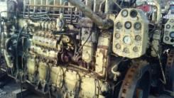 Двигатель 6VD 26/20-2 в разбор.