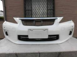 Бампер. Lexus CT200h, ZWA10