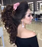 Свадебный стилист: макияж, прически