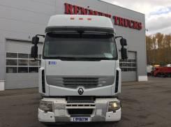 Renault Premium Lander. Седельный тягач 6x4 2012 г. в., 11 000 куб. см., 16 000 кг.