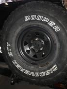 Продам колеса в сборе Cooper Discoverer STT 315/75/16. 8.0x16 6x139.70 ET-10 ЦО 110,0мм.