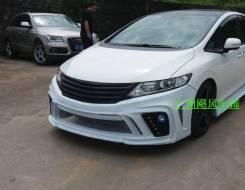 Обвес кузова аэродинамический. Honda Jade, FR4, FR5. Под заказ