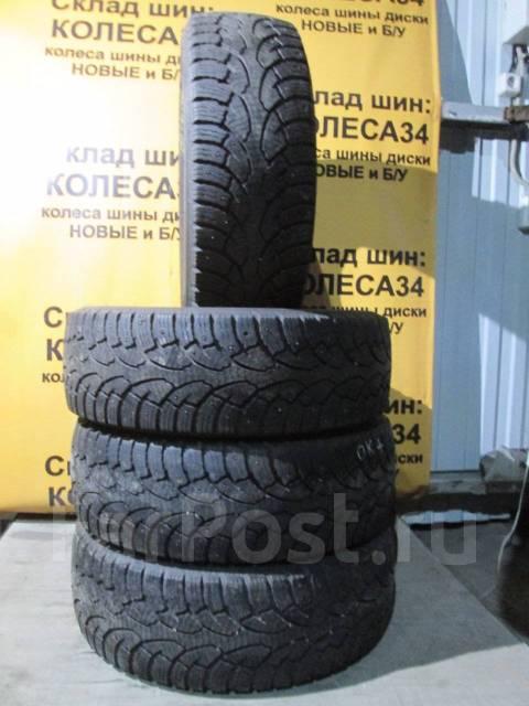 Bridgestone. Зимние, шипованные, 2016 год, износ: 10%, 4 шт