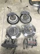 Тормоза Infiniti FX (s50 , s51) / Nissan . Суппорт , диск тормозной. Infiniti: M35 Hybrid, FX35, EX37, M35, G25, EX35, FX45, G37, M45, FX50, G35, FX37...
