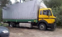 Mercedes-Benz. Продам грузовик., 9 572 куб. см., 10 000 кг.