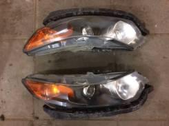 Фара. Honda Accord, CU1, CU2