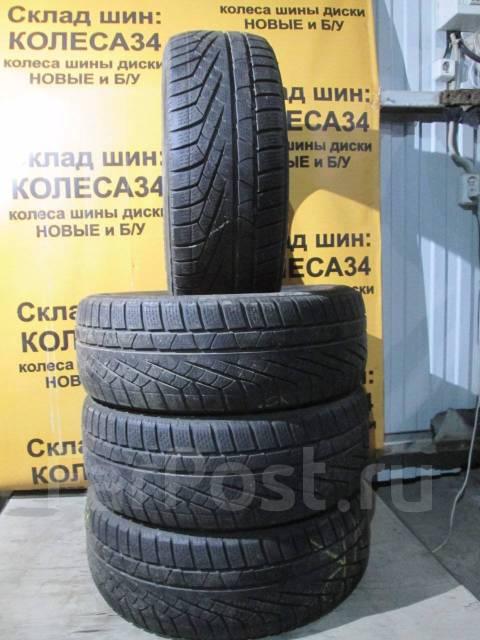 Pirelli. Зимние, без шипов, 2016 год, износ: 20%, 4 шт