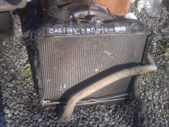 Радиатор охлаждения двигателя. Nissan Caravan, CWMGE24, VWMGE24 Nissan Homy, VWMGE24, CWMGE24 Двигатель QD32