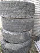Bridgestone 738V. Зимние, 2005 год, износ: 50%, 4 шт
