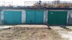Гаражи капитальные. проспект Находкинский 109, р-н Гагарина, 21 кв.м., электричество, подвал.